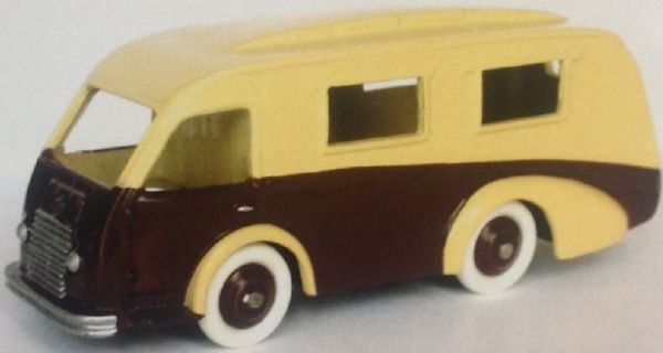 CLUB DINKY FRANCE MODEL No. CDF59 RENAULT CARAVANE